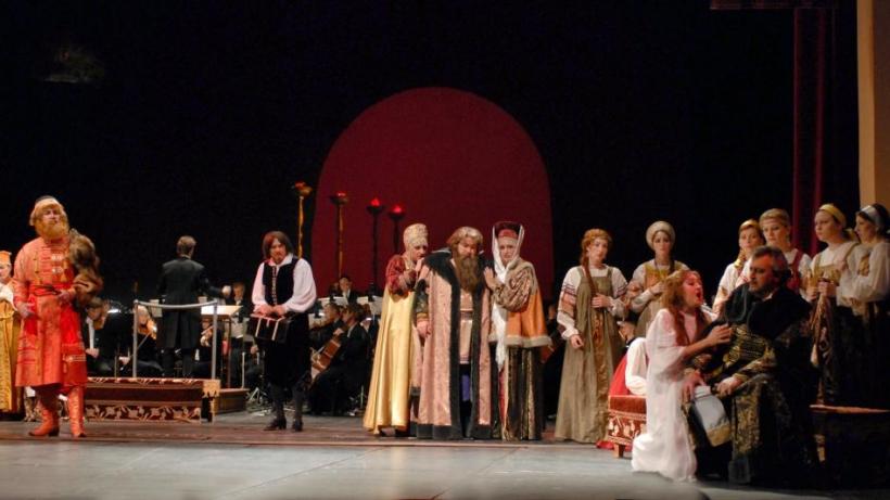 Опера «Царская невеста»