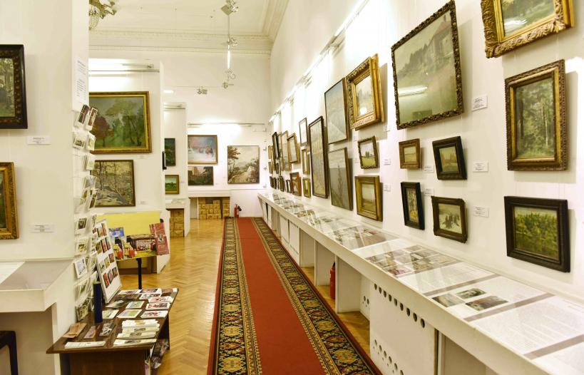 Выставка «Коллекция Горшина из фондов Третьяковской галереи» в Химкинской картинной галерее