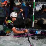 Александр Непогодин — бронзовый призер этапа Кубка мира по гребному слалому