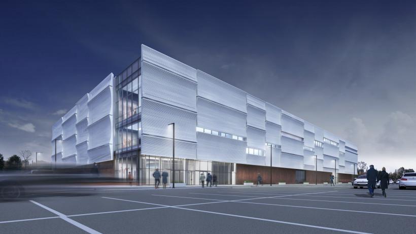 Архитектурная комиссия одобрила проект торгового комплекса в Солнечногорске