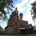 Авторская экскурсия Елены Федорычевой в церкви Иоанна Предтечи