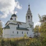 Авторская экскурсия Елены Федорычевой в церкви Николы Надеина