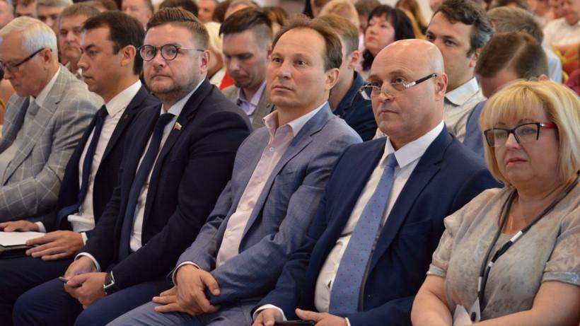 Бизнес-омбудсмен Подмосковья принял участие во Всероссийском совещании в Ярославле