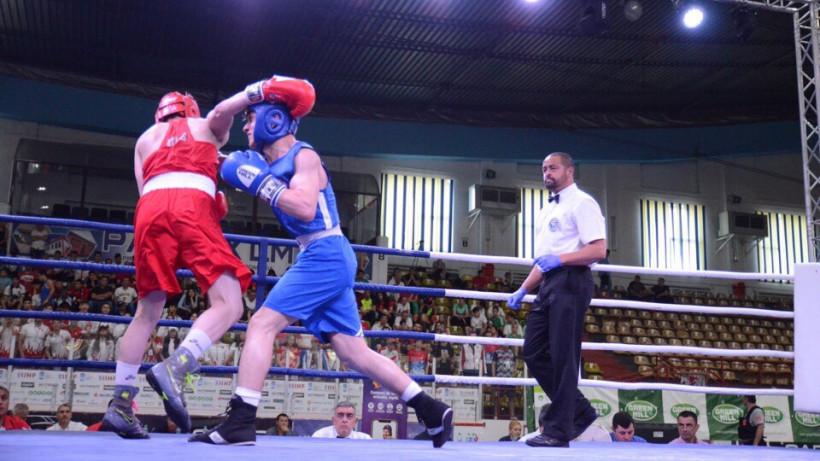 Боксеры из Подмосковья завоевали три медали первенства Европы по боксу