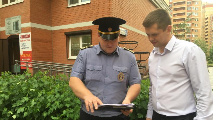 Более 100 нарушений устранили внештатные инспекторы Госадмтехнадзора в Егорьевске в 2019 году