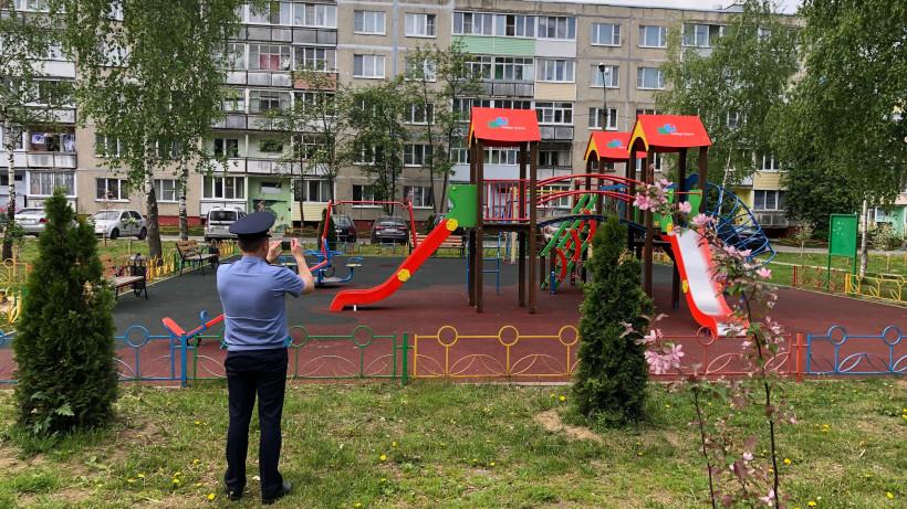 Более 16 тысяч детских площадок подготовили к летнему периоду