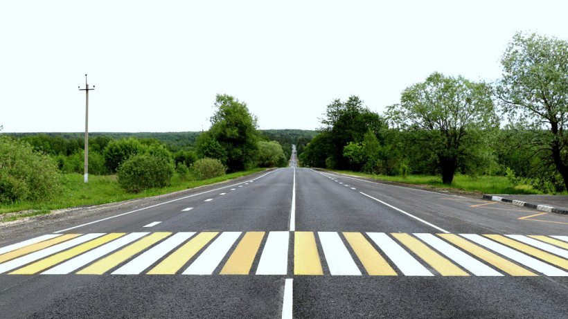 Более 37% дорог от общего плана отремонтировали в Подмосковье