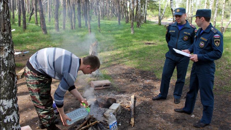 Более 85 тыс. человек обеспечат безопасность в пожароопасный период в Подмосковье