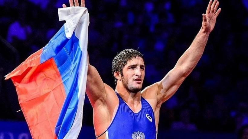 Борцы из Подмосковья завоевали две медали на Европейских играх