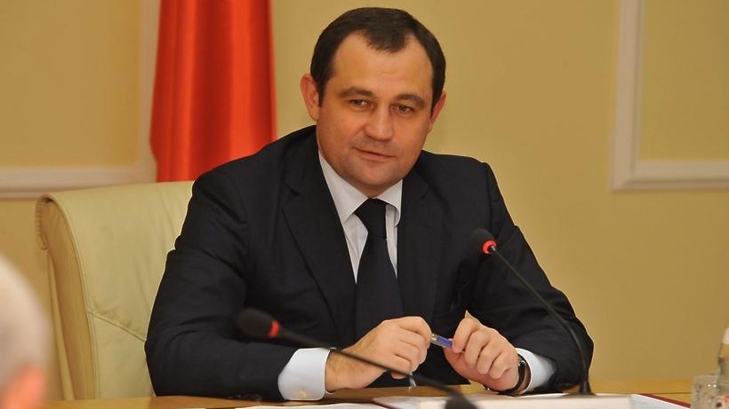 Председатель Мособлдумы Игорь Брынцалов