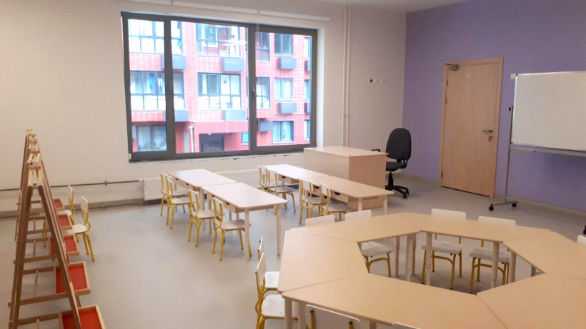 Детский сад на 190 мест построят в Королеве до конца 2019 года