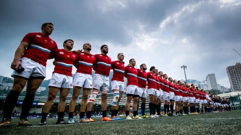 Девять регбистов из Подмосковья сыграют в составе сборной России на Кубке Наций