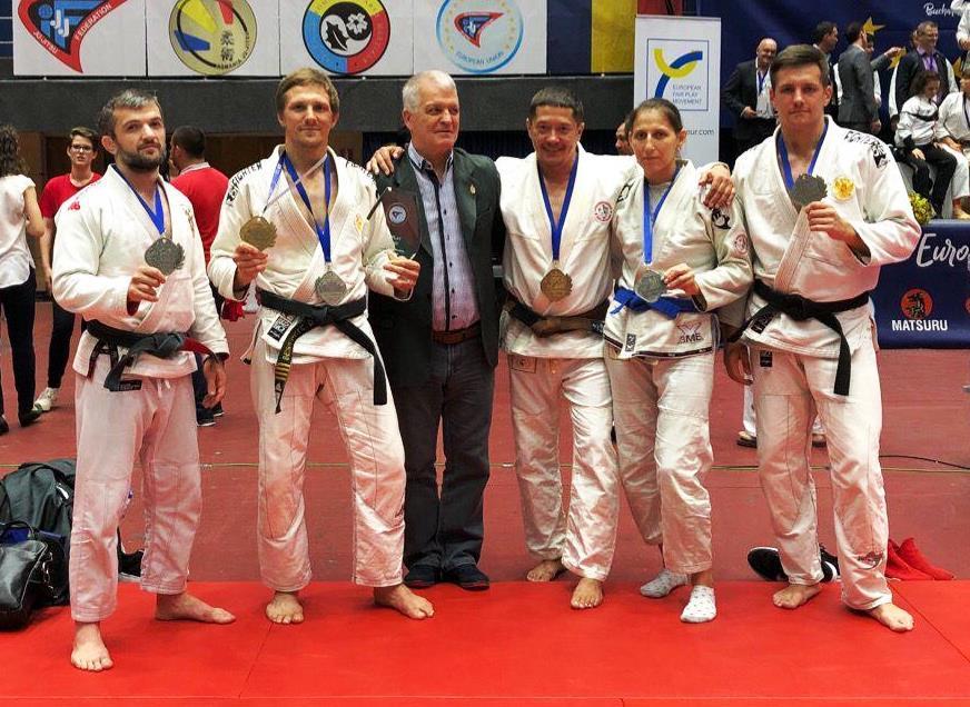 Дмитрий Бешенец - лучший боец чемпионатов Европы по джиу-джитсу последнего 10-летия