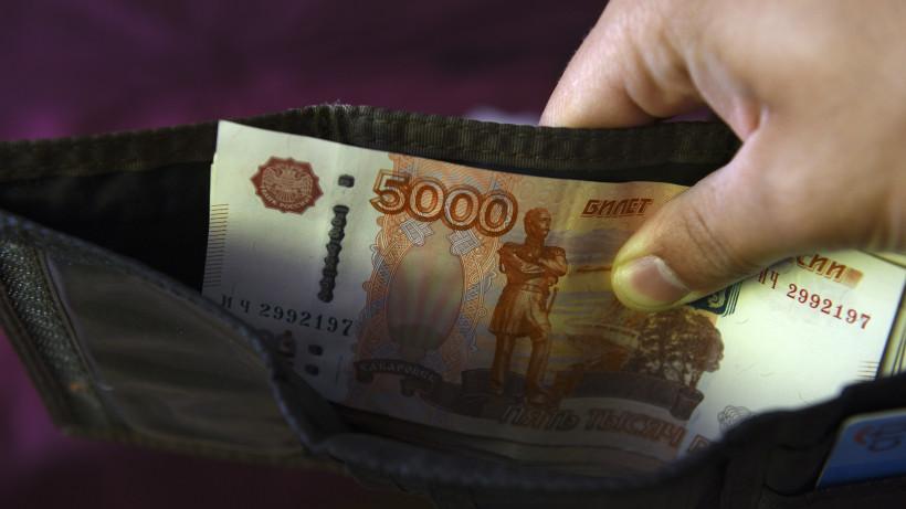 Долги по зарплате с начала года полностью погасили 14 организаций в Подмосковье