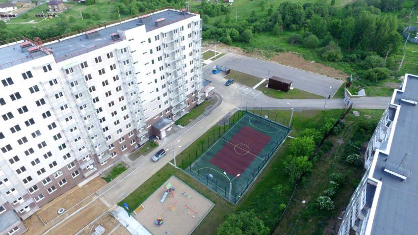 Дом для переселенцев из аварийного жилья построили в Сергиево-Посадском округе