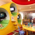Обустройство детской игровой комнаты