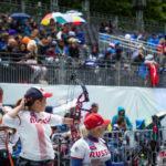 Елена Крутова стала чемпионкой мира по стрельбе из лука среди спортсменов-паралимпийцев
