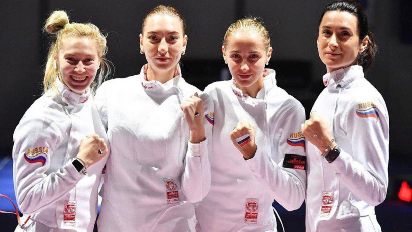 Фехтовальщица из Подмосковья завоевала серебро на чемпионате Европы