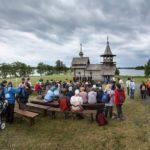 Фестиваль колокольных звонов пройдет в музее-заповеднике «Кижи»