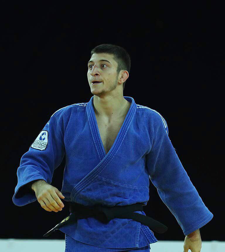 Георгий Елбакиев – обладатель золота Кубка Европы по дзюдо