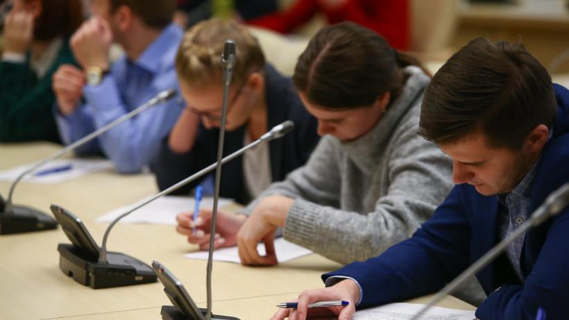 Главное за неделю в Подмосковье: сервис для абитуриентов и профориентация предпенсионеров