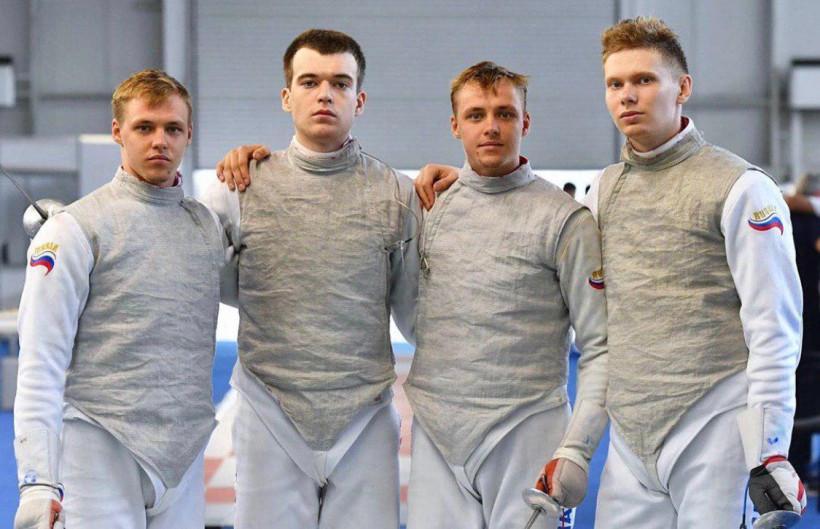 Григорий Семенюк занял третье место Первенства Европы по фехтованию