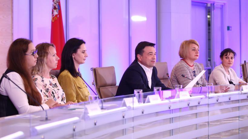 Губернатор подвел итоги июня в прямом эфире телеканала «360»