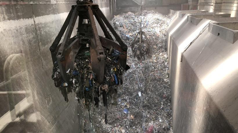 Хромушин и Советников ответили на вопросы о строительстве комплекса по переработке отходов
