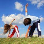 Игровая программа «Будь спортивным и здоровым»