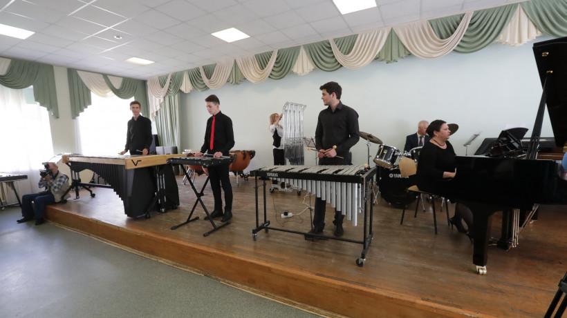 Музыкальный колледж в Электростали