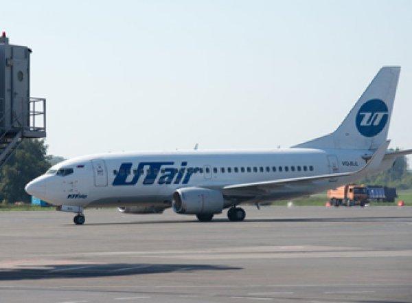 Командир авиарейса UTair «Уфа-Сургут» отменил взлет прямо на полосе