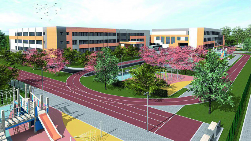 Конкурс по проектированию пристройки к школе объявили в Подольске
