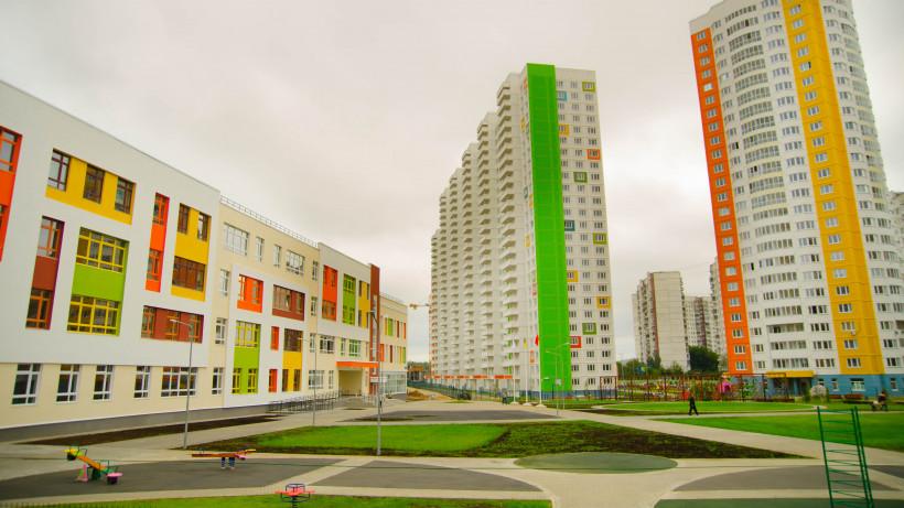Контракты по строительному проекту «Современная школа» заключили в восьми горокругах