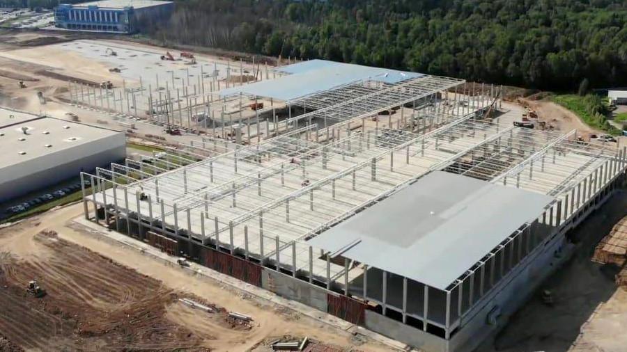 Корпус индустриального парка «PNK-Вешки» в Мытищах построят в I квартале 2020 года