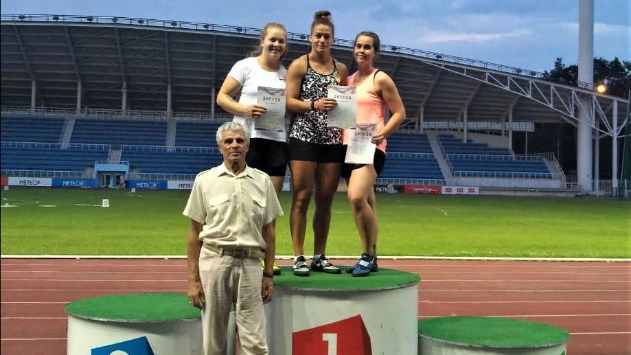Легкоатлеты из Подмосковья завоевали 12 наград на Всероссийском турнире