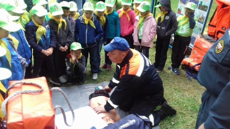 Летняя акция для детей «Научись плавать» стартовала в Подмосковье