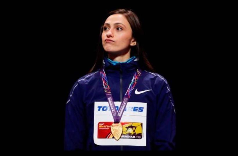 Мария Ласицкене показала лучший результат сезона в мире на этапе «Бриллиантовой лиги»