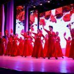 Мастер-класс «Пламенный танец»