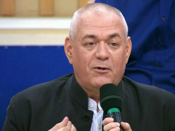 «Мерзкая карлица»: вдова Доренко жестко ответила Соловьеву
