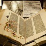 Международная научная конференция «Библия Гутенберга и начало нового времени» стартует в РГБ 10 июня