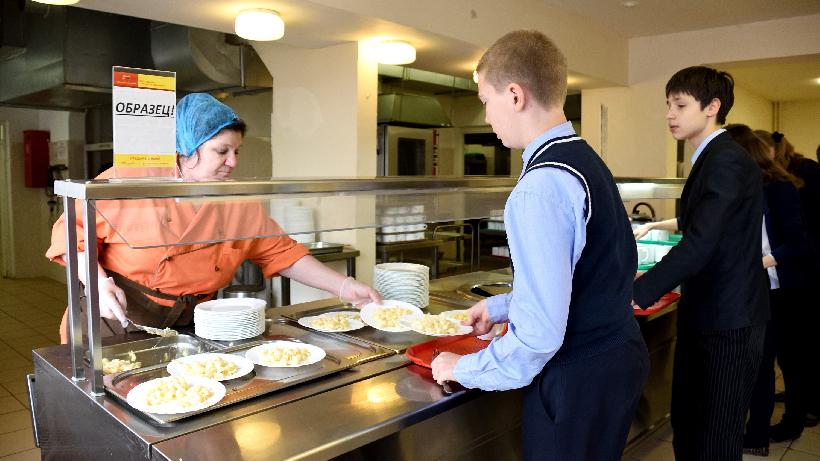 Мониторинг качества детского питания прошел в школах Московской области