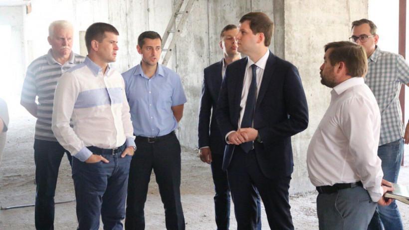Музыкальную школу в Орехово-Зуевском округе достроят до конца 2019 года
