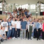 На базе «Сатурн» в Кратово прошел День массового спорта