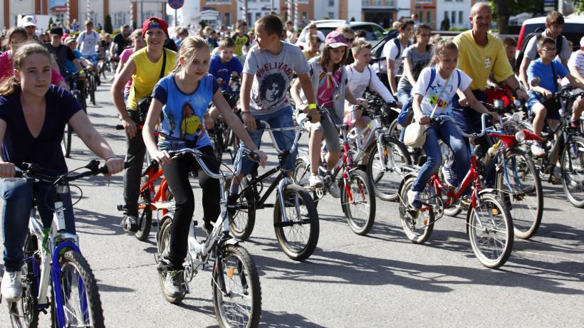 На большом велофестивале в Коломне ждут гостей всех возрастов