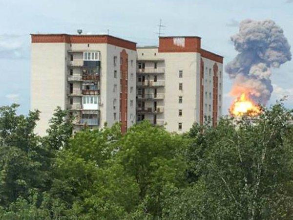 На оборонном заводе в Дзержинске прогремело два взрыва: 38 пострадавших