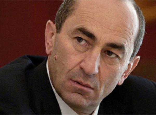 «Надеюсь, этот абсурд закончится»: в Армении снова арестован экс-президент Кочарян
