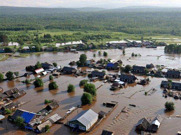 Наводнение в Иркутской области: затоплены 4000 домов, есть жертвы