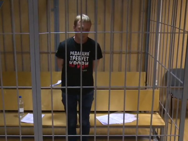 """""""Никогда не думал, что побываю на своих похоронах"""": суд отправил Голунова под домашний арест"""