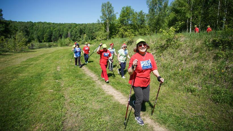 Нормативы по скандинавской ходьбе обсудили на семинаре ГТО в Щелкове