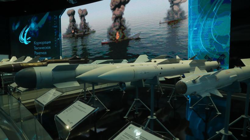Рабочий визит Андрея Воробьева на Международный военно-технический форум «АРМИЯ-2018»